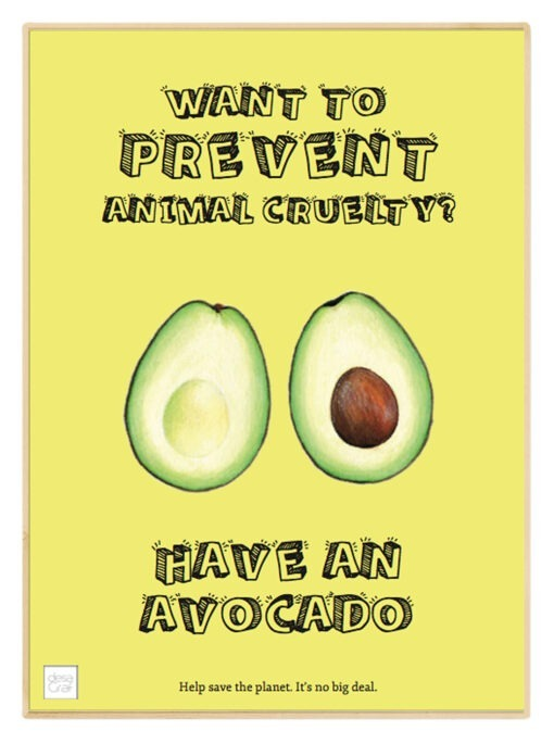 avocado animal cruelty