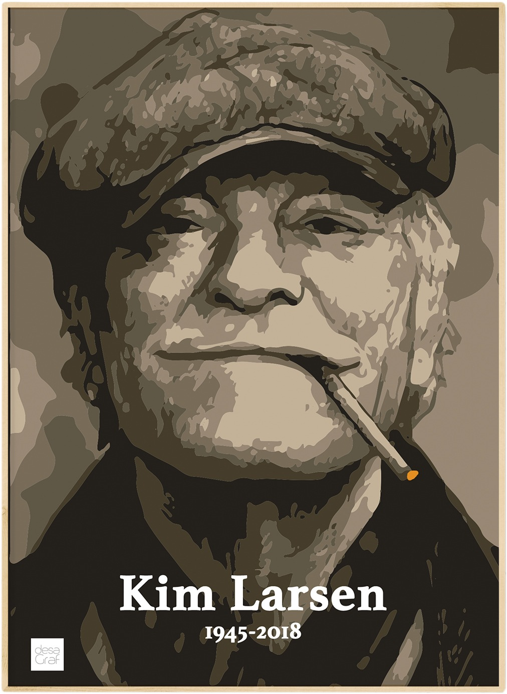 Image of   Kim Larsen