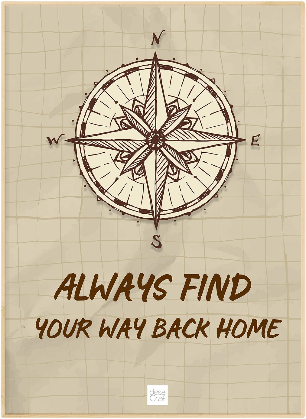 Image of   Always find your way back home