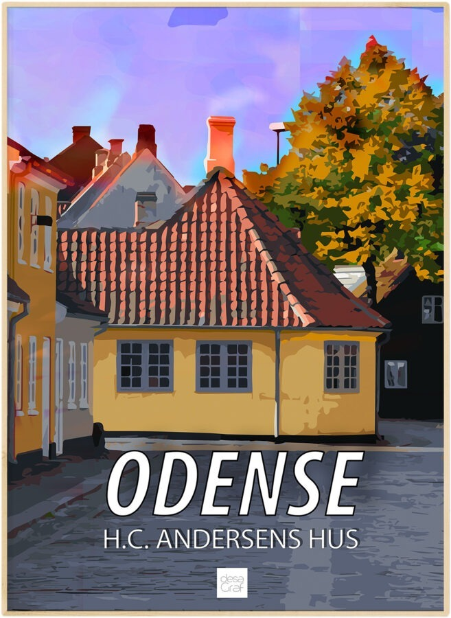Odense Hc. Andersens Hus