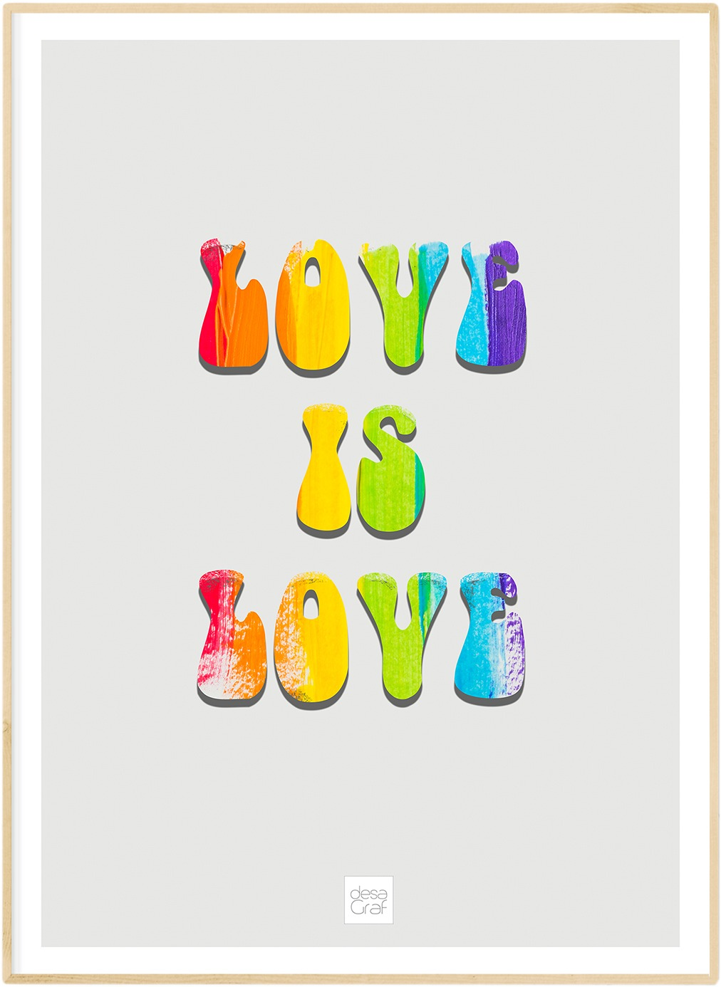 Image of   Love Is Love